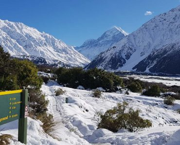 Walk the Hooker Valley Track