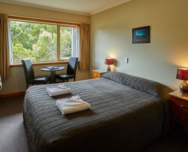 Aoraki Alpine Lodge Mt Cook Village accommodation standard double room
