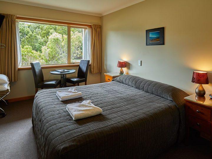 Aoraki Alpine Lodge Mt Cook Village accommodation standard double room