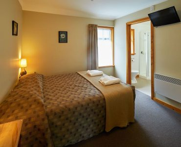 Aoraki Alpine Lodge Mt Cook double room