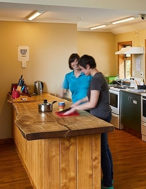 Aoraki-Mount-Cook-Alpine-Lodge-kitchen-facilities-tile