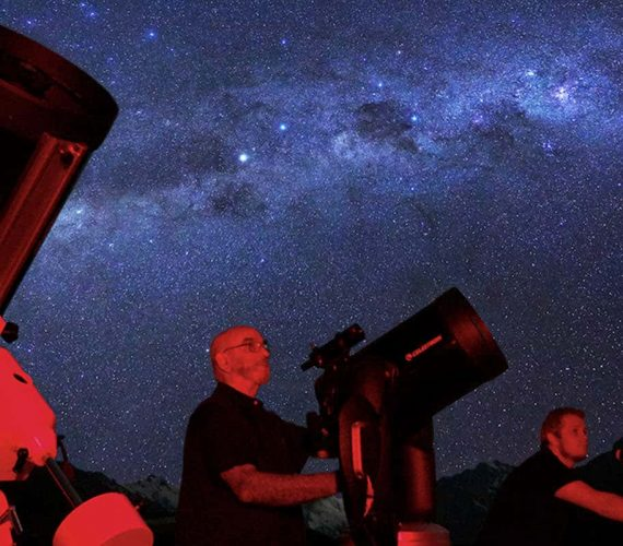 Big Sky Stargazing Tour
