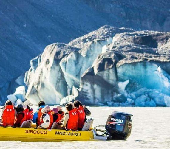Glacier Explorers Boat Tour