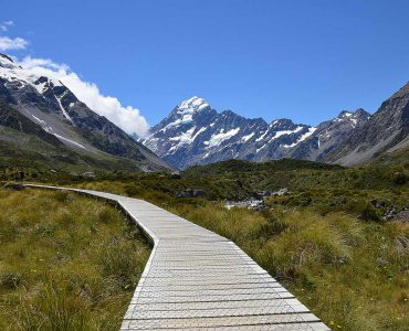 Walks in Aoraki Mount Cook